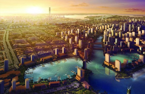 KAEC – King Abdullah Economic City