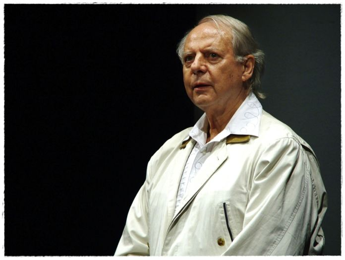 Karlheinz Stockhausen - photo Andrea Amadasi