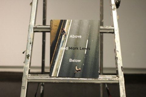 Mark Lewis, Above and Below, 2014 - il libro