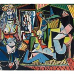 Pablo Picasso, Les femmes d'Alger (Version O), 1955 - © 2015 Estate of Pablo Picasso - Artists Rights Society (ARS), New York