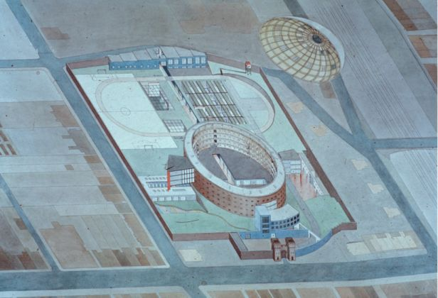 Panopticon - Image courtesy of OMA