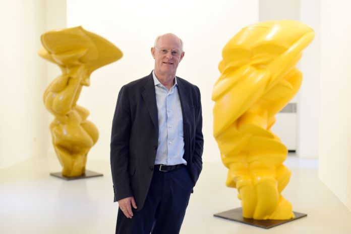 Tony Cragg alla Lisson Gallery, Milano 2015 - photo © Daniele Venturelli