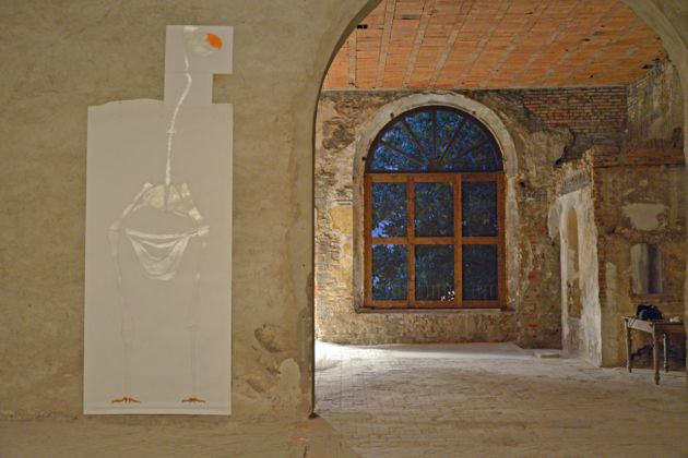 contemporary locus 8 - photo Mario Albergati - Monastero del Carmine - Atelier dell'Errore