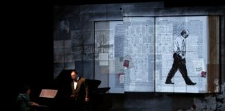 Franz Schubert, Winterreise - animazioni di William Kentridge - Chigiana International Festival & Summer Academy
