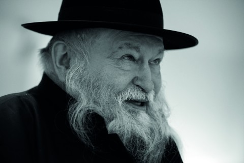 Hermann Nitsch - Foto Richard Köhler