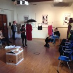 Installation and Performance Class alla SACI di Firenze – photo John Ralston