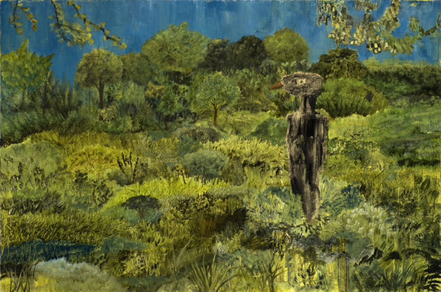 John Lurie - Man Cannot Destroy Nature, Nature Is Too Mean, 2010