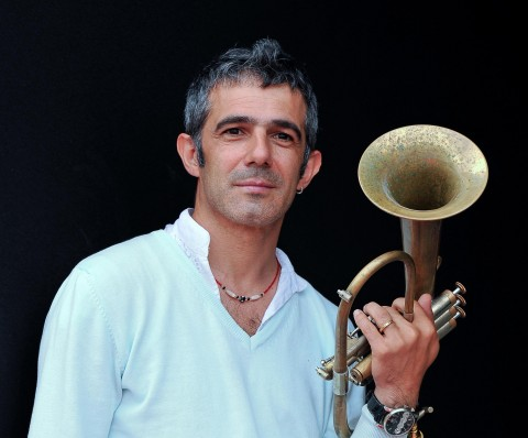 Paolo Fresu, 2011 - photo Jean-Louis Neveu
