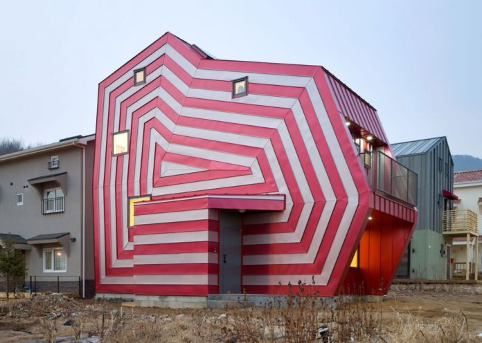 Studio Moonbalsso, Lollipop House, 2012