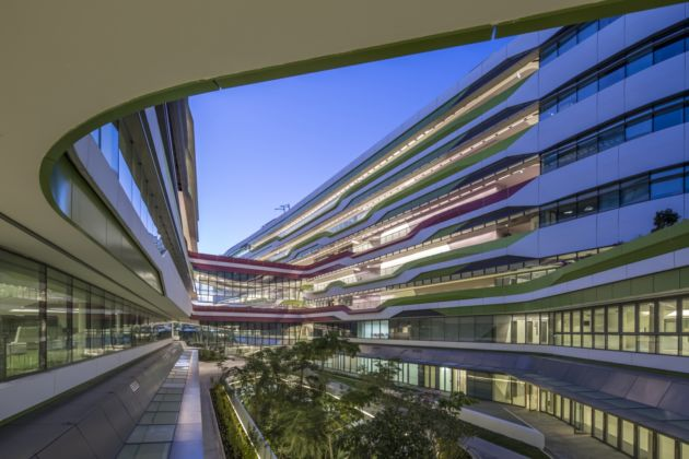 Unstudio, Singapore University Of Technology And Design