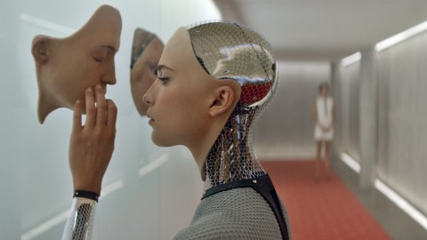 Alicia Vikander in Ex_machina (Alex Garland 2015)
