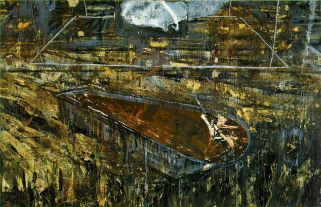 Anselm Kiefer, The Red Sea, 1984-85 - MoMA, New York