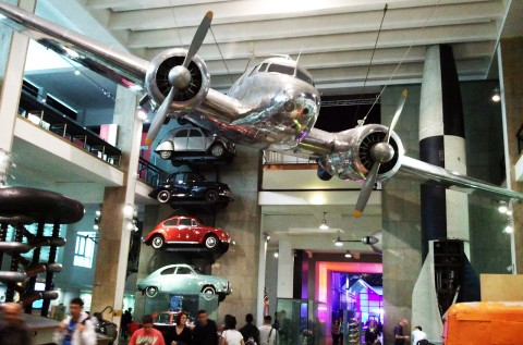 Lo Science Museum di Londra