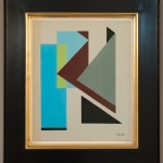 Painting in Italy 1910s-1950s - Sperone Westwater, Sent 2015 - Manlio Rho, Composizione, 1937
