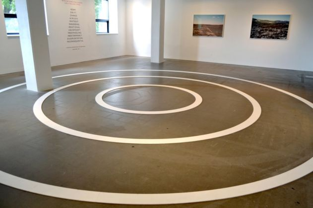 Richard Long, Bristol 1967-2015, 2015 - photo Luz Gallardo-Franco