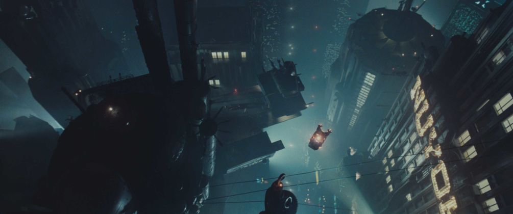 Ridley Scott, Blade Runner, 1982 - still da film