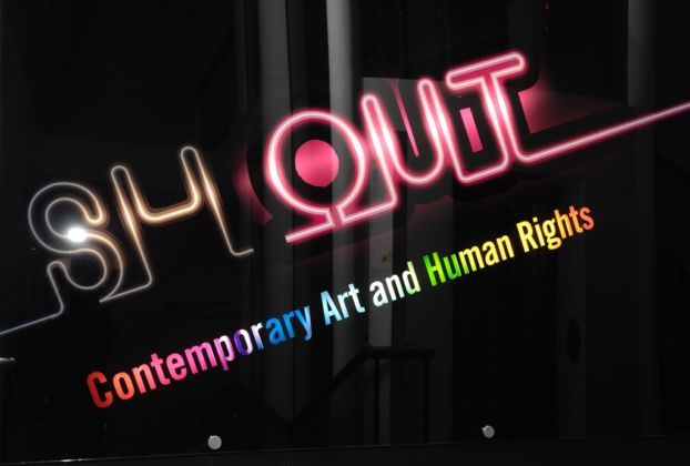 Shout Exhibition, GoMA, Glasgow 2009