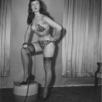 © Irving & Paula Klaw, Bettie Page, 1953 ca., Courtesy of Michael Fornitz Collection
