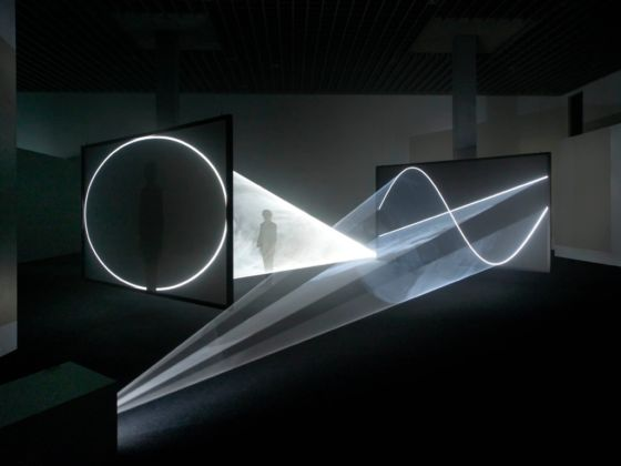 Anthony McCall, Face to Face, 2013 - Anthony McCall Studio, New York