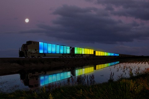 Doug Aitken, Station to Station