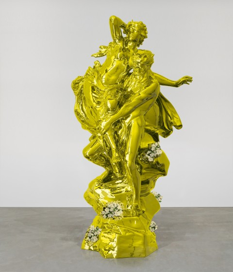 Jeff Koons, Pluto and Proserpina