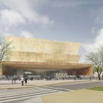 Lo Smithsonian's National Museum of African American History and Culture di Washington, di David Adjaye