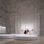MEL   Architecture and Design – architettura del Main Project, Mosca 2015 - courtesy of the Moscow Biennale Art Foundation