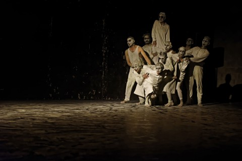 COMPAGNIE MAGUY MARIN MAY B 29 - 30 settembre Teatro Argentina, Roma