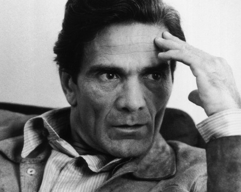 Pier Paolo Pasolini (Photo by Evening Standard-Getty Images)