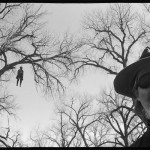 © 2015 Jeff Bridges, All Rights Reserved, Jeff Bridges, with hanging man in tree, True Grit, 2010