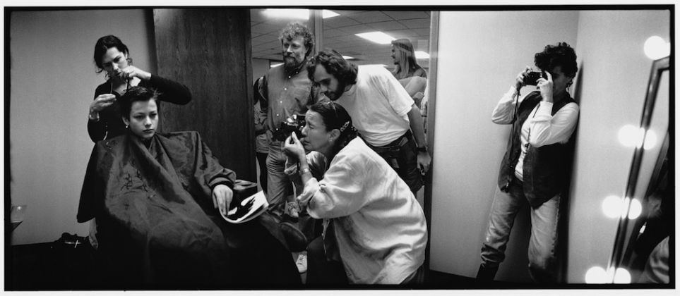 © 2015 Jeff Bridges, All Rights Reserved, Mary Ellen Mark, Martin Bell and Edward Furlong, American Heart, 1992