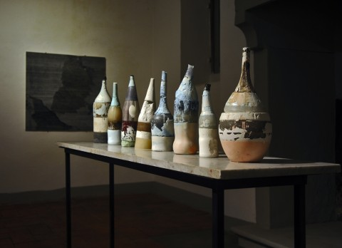 Chiara Bettazzi, Magic Bottles - Massimiliano Turco, Rizoma - photo Stefania Rinaldi