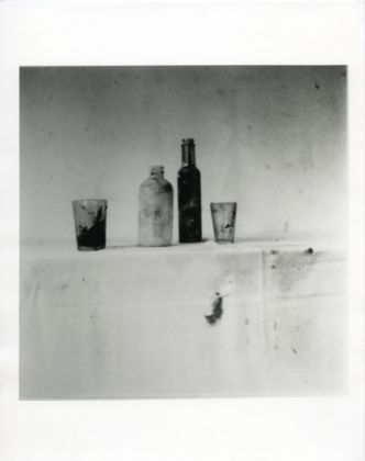 Cy Twombly, Still Life, Black Mountain College, 1951 – courtesy Fondazione Nicola Del Roscio