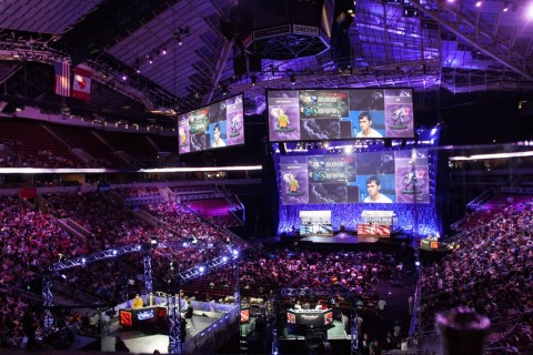 Electronic Sports League 2014