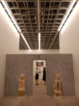 Evgeny Antufiev - Immortality Forever - veduta della mostra presso il Moscow Museum of Modern Art, Mosca 2015 - photo Luca Arnaudo