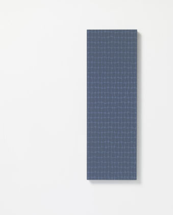 Fabrizio Parachini, Reticolo. Unico GB.10 (stele), 2010 – courtesy Theca Gallery, Milano