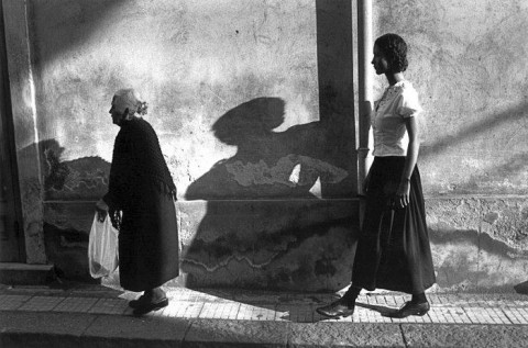 Ferdinando Scianna, Two women, 1987