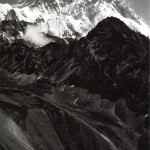 Jan Fabre, Mount Everest, Nuptse & Lohtse, Himalaya, 1989 - dalla serie Mountain tops