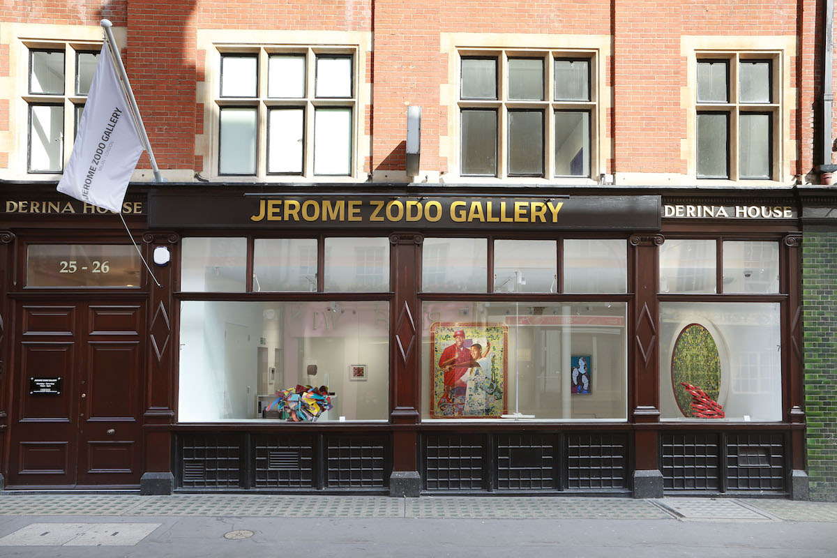 La jerome zodo gallery apre una filiale a mayfair artribune for Quartiere mayfair londra