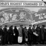 Margaret Bourke-White, At the time of the Louisville Flood, Louisville, Kentucky 1937, by Margaret Bourke-White © Time Inc. All rights reserved
