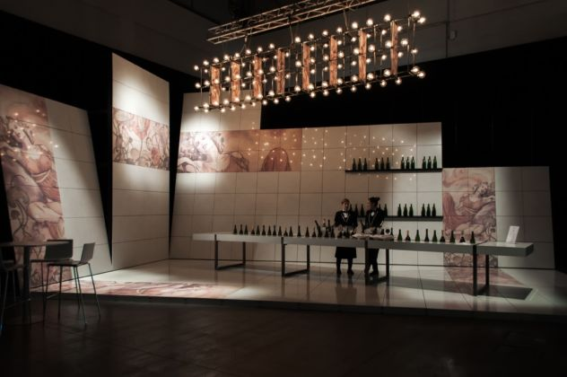 Marmomacc 2015 - wine bar photo Erika Pisa