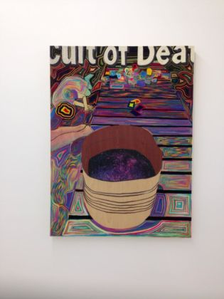 Matthew Day Jackson, Cult of death, 2007