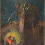 Odilon Redon, Fuga in Egitto, 1903 - Parigi, Musée d'Orsay - photo © RMN-Grand Palais (Musée d'Orsay) - Hervé Lewandowski
