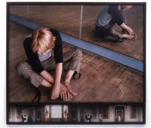 Sam Taylor-Johnson, Soliloquy VI 1999 © Sam Taylor-Johnson, courtesy the artist and White Cube Gallery, London
