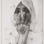 Shirin Neshat, Birthmark, 1995 – photo taken by Cynthia Preston - © Shirin Neshat - Courtesy Gladstone Gallery, New York & Brussels – Collezione privata, Sassuolo - photo Rolando Paolo Guerzoni