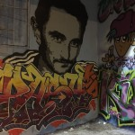 TheJam2 - Roma, Crash Kid day - 3 ott 2015 - Il ritratto di Crash by Diamond e Solo