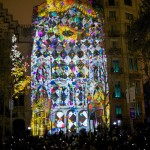 video mapping Casa Batlló 2