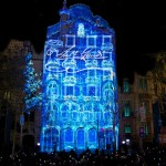 video mapping Casa Batlló 3