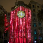 video mapping Casa Batlló 4