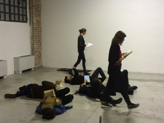 Academy Awards 2015 – workshop Reading Sculpture con Martina Conti e gli artisti di Academy Awards